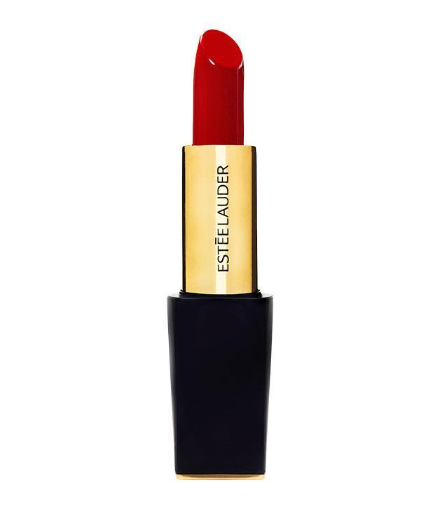 """**Estée Lauder Pure Colour Envy Sculpting lipstick** Paint the town red with [Estée Lauder](http://esteelauder.com.au """"Estee Lauder"""")'s bold and brilliant Vengeful Red lipstick. $50."""