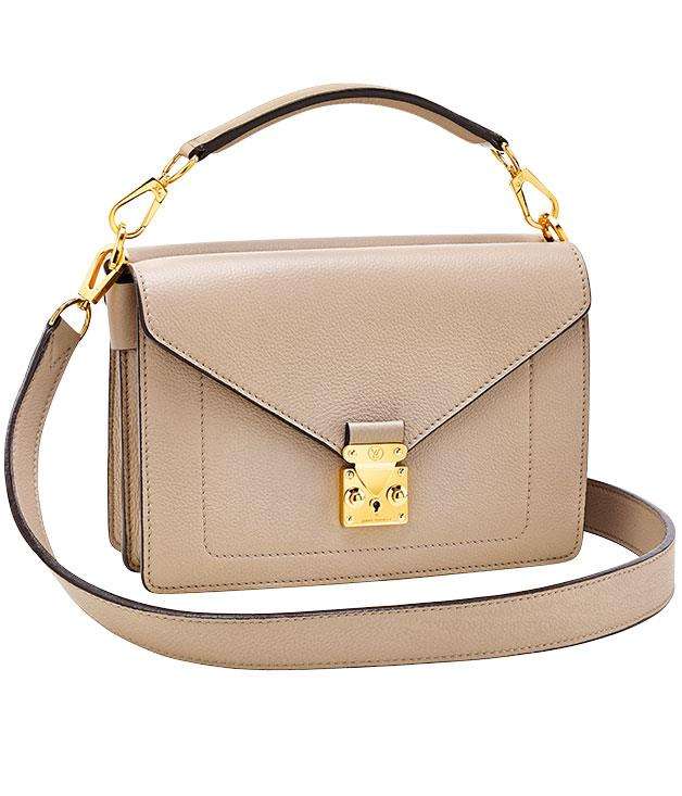 """**Louis Vuitton """"Biface"""" Parnasséa Bag** Bag a winner with this timeless pastel piece from [Louis Vuitton](http://www.louisvuitton.com.au """"Louis Vuitton""""). $4750."""