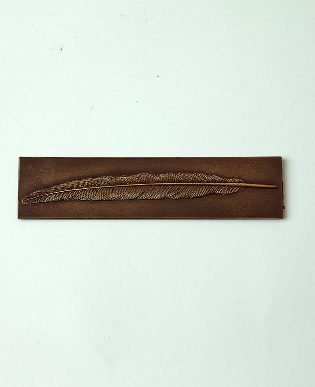 "**Chocolate feather** Looking for something a little more grown-up? Lombardo's gold-dusted dark chocolate and cacao nib feather bar is just the ticket. There's just one small problem, though - it's almost too pretty to eat. _$10.50. [cioccolatolombardo.com](http://cioccolatolombardo.com/ ""Cioccolato Lombardo"")_"