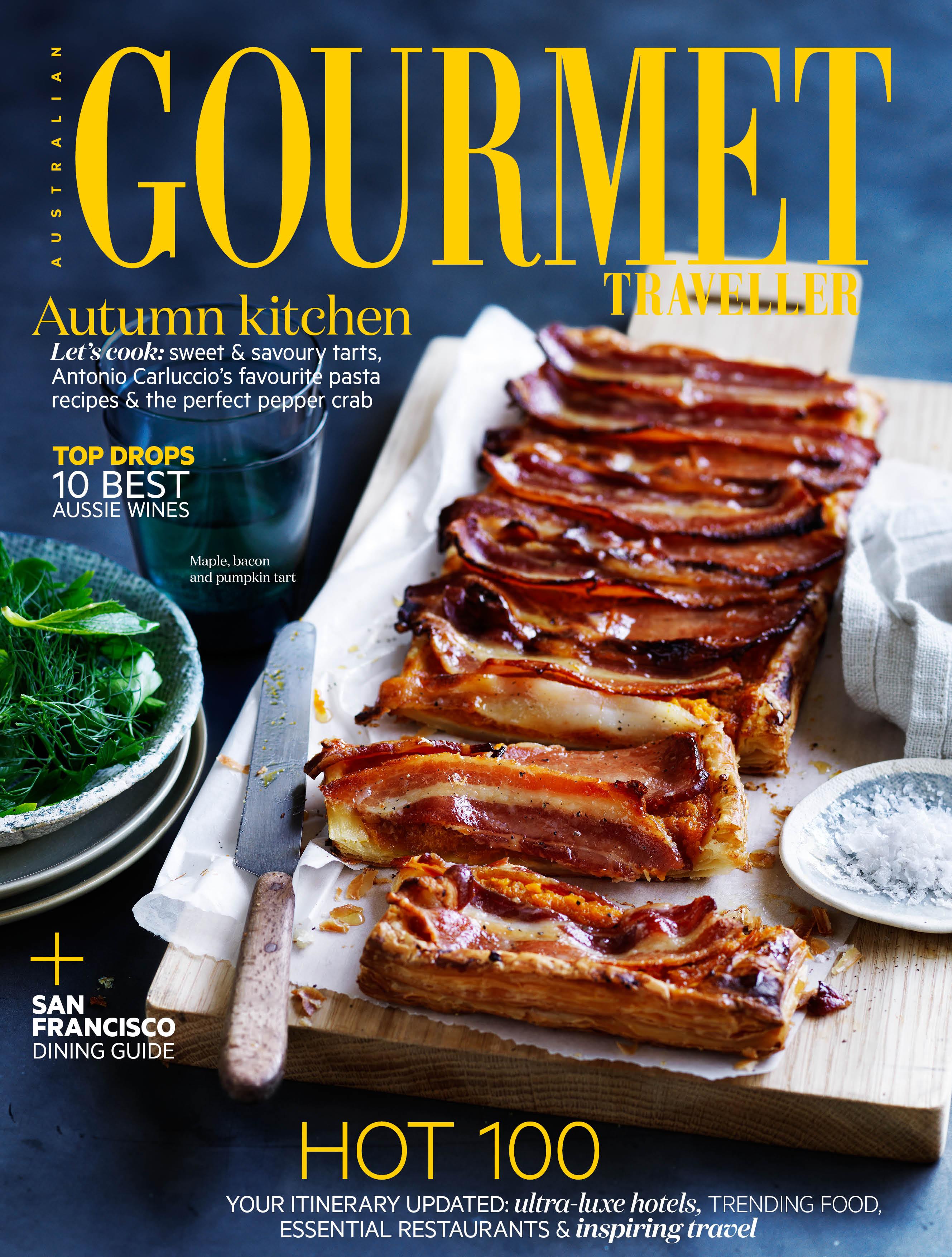 Australian Food Magazine Recipes