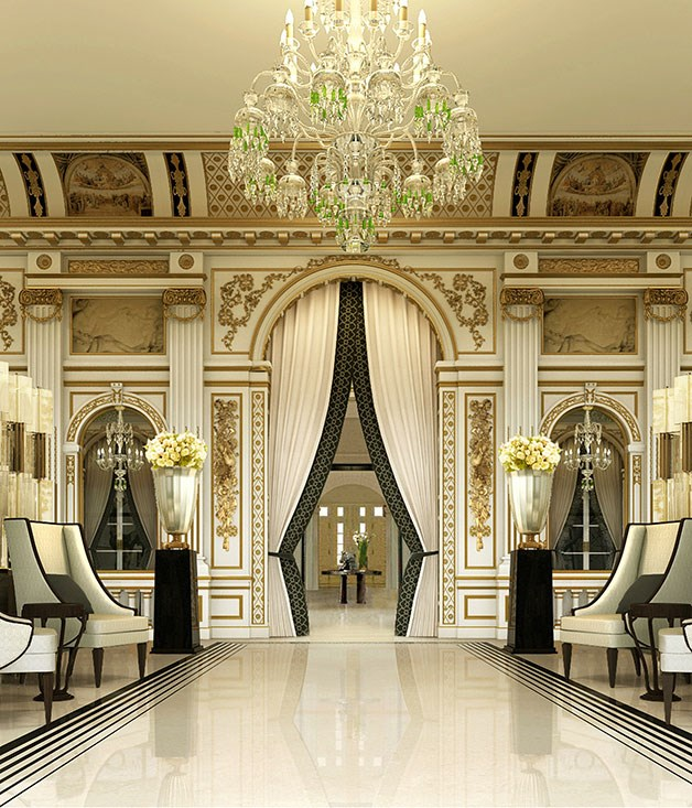 **Best new address in Paris** The Hong Kong and Shanghai Hotels group makes its long-awaited Paris début in August when The Peninsula opens its gilt-edged doors on Avenue Kléber.