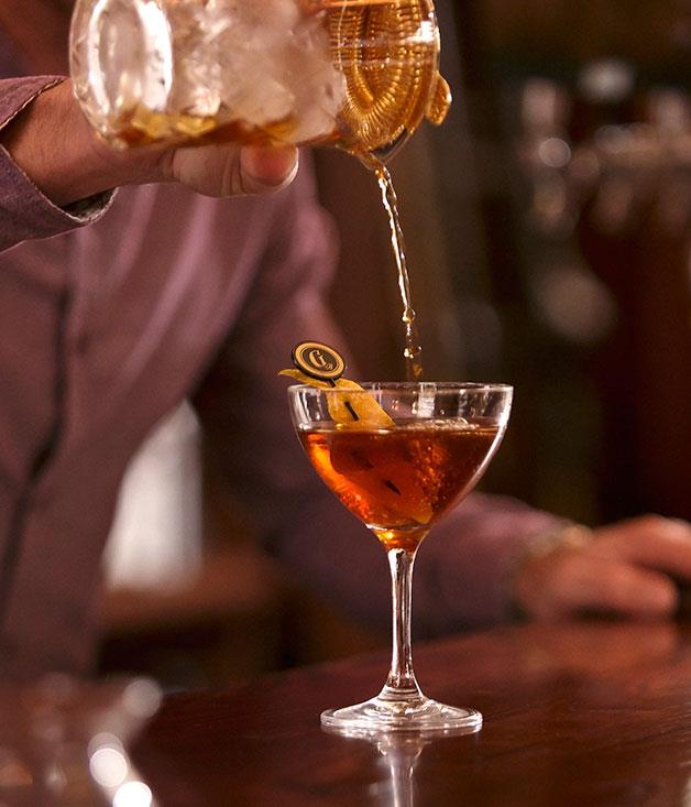 **Sherry cocktails** Sherry's extended comeback is thanks to barkeeps who have embraced it as a cocktail component and revived the Sherry Flip and the Sherry Cobbler and given rise to the likes of the King of Spain (rye, fino and vermouth) from the Gresham Bar in Brisbane.