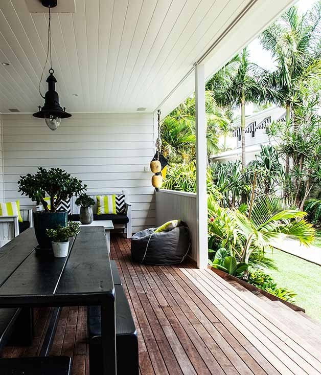 **Atlantic Byron Bay** Describing a place as central and tucked away might seem like an oxymoron, but [Atlantic Byron Bay](http://atlanticbyronbay.com.au/index.html) manages to be just that. The Caribbean plantation-inspired property is a relaxed stroll from Main Beach via a raft of boutiques (and what we think is some of Byron's best coffee, at Bayleaf). Yet step beyond the palm-fringed boundary and the bustle of Byron seems miles away. The feeling of escape begins along paths winding through lush gardens, past daybeds, hanging chairs and old-school Adirondacks.