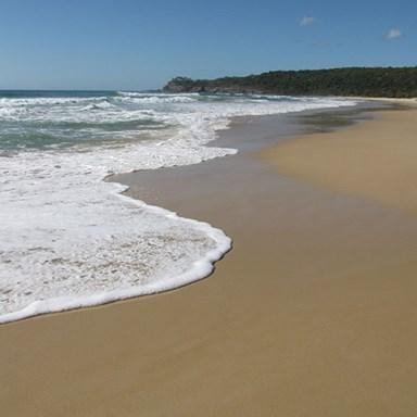Secret beaches of Queensland