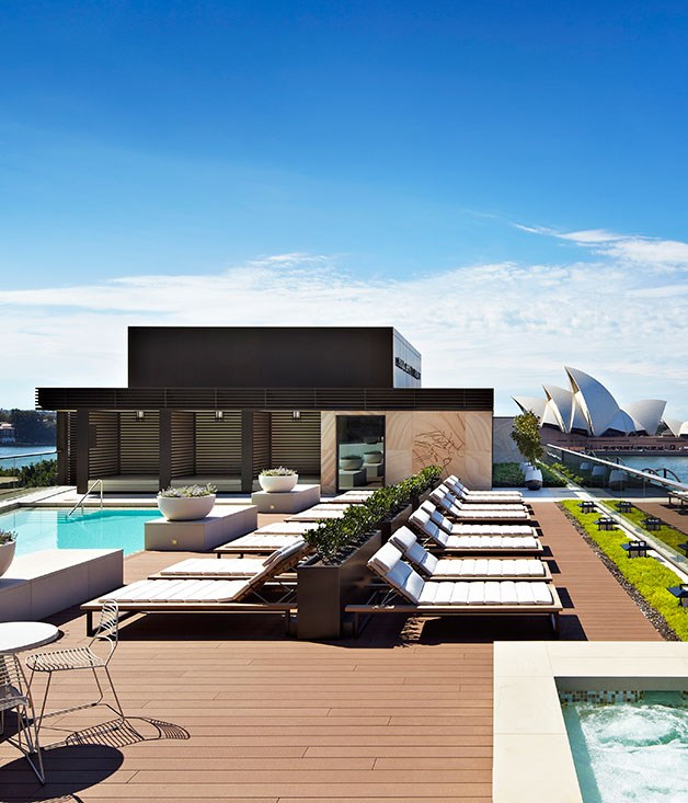 **Best Large City Hotel** **Park Hyatt**   It's about the service - seamless and sharp - and the rooms, which feel like chic harbourside apartments. And the rooftop pool. And the spa. But what clinches it for Park Hyatt Sydney, what gives it the edge over its five-star rivals, are those drop-dead, dress-circle views of the Opera House and Circular Quay. A truly memorable hotel. [sydney.park.hyatt.com](http://sydney.park.hyatt.com)