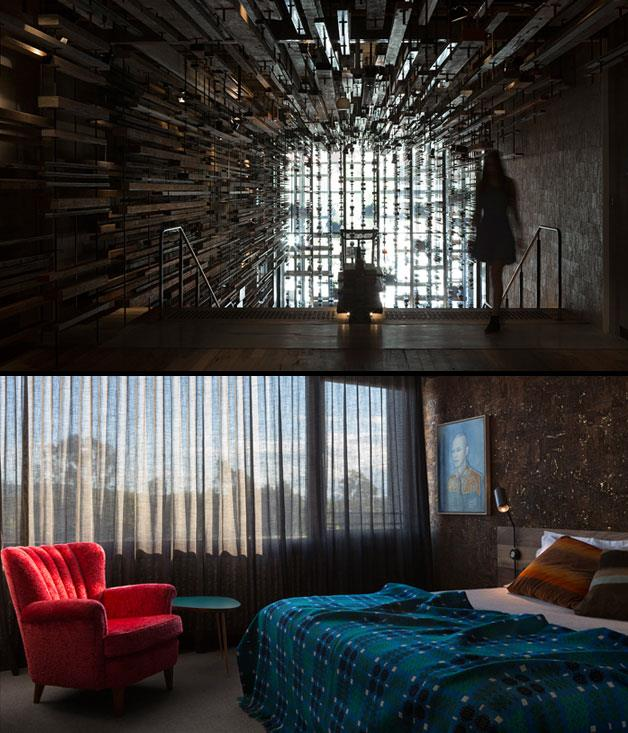 """**Best Boutique City Hotel** **Hotel Hotel**   We love the exquisite attention to detail, and the lack of preciousness. Peel back the layers of quality and you'll find more underneath, right down to the bones of the building. Interiors brim with so much inspiration that no two rooms are alike. It's not about creating a hotel that's """"good, for Canberra""""; it's about a terrific hotel, full stop. Hotel Hotel - so good, they named it twice. [hotel-hotel.com.au](http://hotel-hotel.com.au)"""