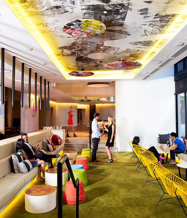 """**Best Hotel Breakfast** **QT Gold Coast   **There are hotel breakfasts, and then there is the """"interactive marketplace"""" that is Bazaar restaurant at the QT Gold Coast. If the popping colours and modern styling of the space don't wake you up, the abundance of eating options will. Omelettes anyway you like them, and always cooked to order. House-made conserves and chutneys. Jam-filled bomboloni. Freshly squeezed juices and mocktails. A choice of miniature Bircher mueslis. Flavoured milks in jars. Daily smoothies. Dished up with sea views and a very reasonable $25 price tag for guests.   [qtgoldcoast.com.au](http://www.qtgoldcoast.com.au """"QT Gold Coast"""")"""