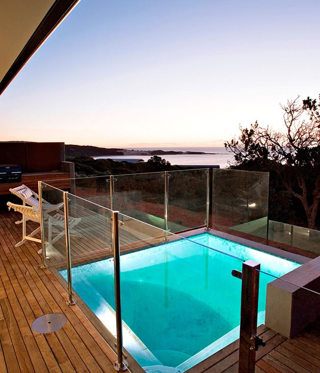 **Injidup Spa Retreat** **Margaret River, Western Australia**  Named after the bay it overlooks, [Injidup Spa Retreat](http://www.gourmettraveller.com.au/travel/travel-news-features/2008/7/injidup-spa-retreat,-margaret-river/) has 10 spacious villas, each fitted out with a heated plunge pool.  The day spa is a focal point of the retreat, and its treatments, including a Himalayan crystal salt exfoliation and an herbal infusion massage, are the reason many guests return.