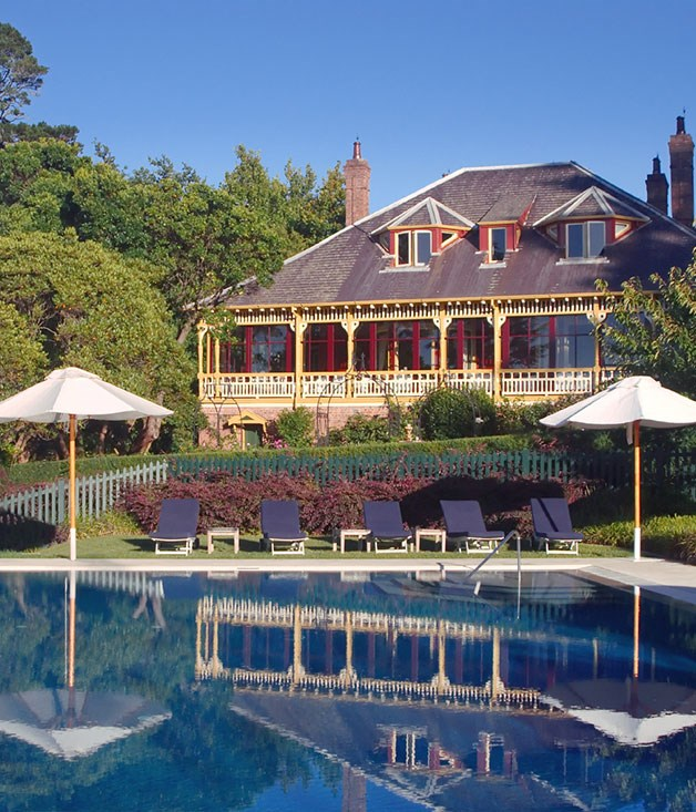 **Lilianfels** **Katoomba, Blue Mountains, NSW**  [Lilianfels](https://www.lilianfels.com.au) sits on a historic country homestead overlooking the World Heritage-listed Blue Mountains National Park, and includes indoor and outdoor heated pools, a sauna, a spa, a gym, and English-style gardens perfect for morning strolls.  The volcanic stone treatment in the property's spa is said to restore physical, emotional and spiritual wellbeing. It can also aid in the burning off of scones and lamingtons, should you choose to combine your massage with a high tea in the 'ladies who lunch' option.