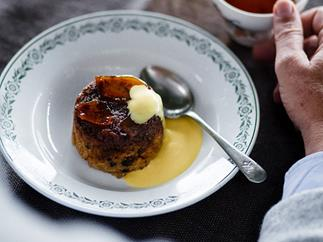 Parsnip puddings