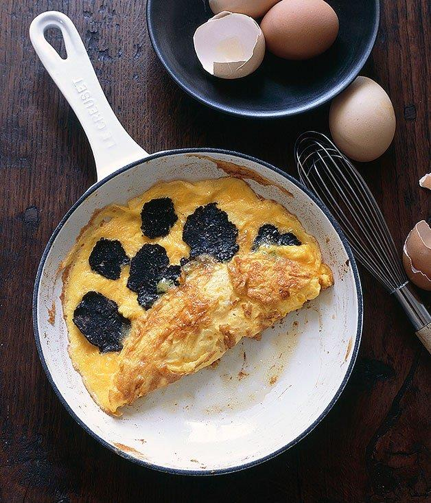 **Truffle omelette**