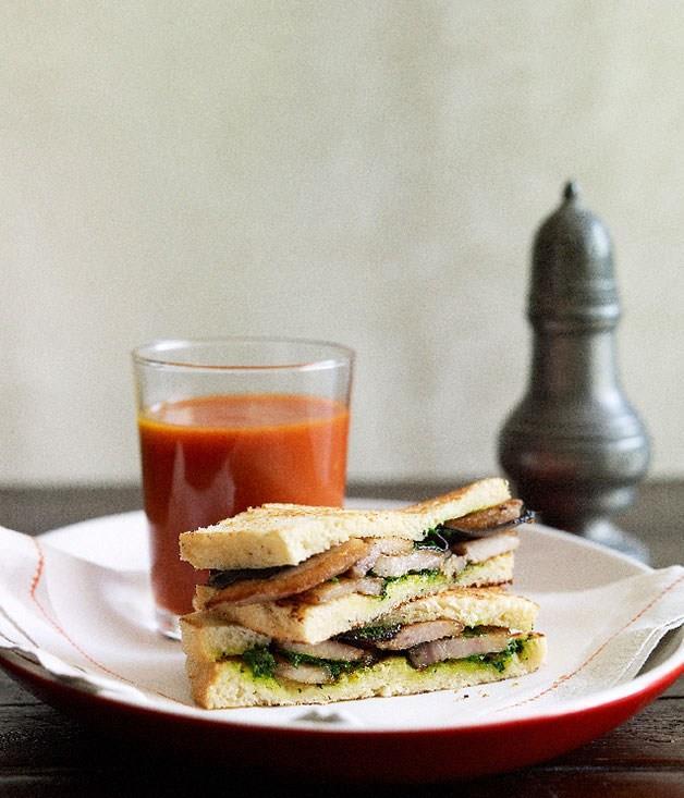 **[Thomas Keller's BLT](https://www.gourmettraveller.com.au/recipes/chefs-recipes/thomas-keller-blt-7455)**