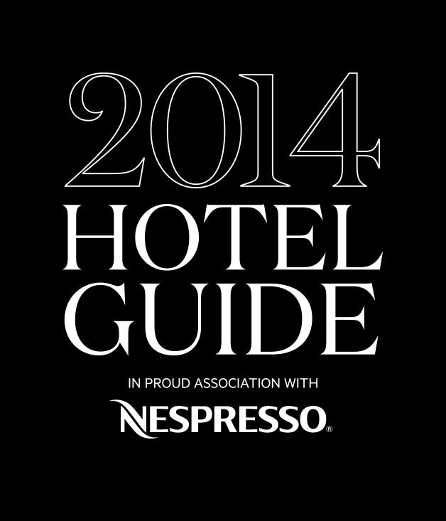 Australian Gourmet Traveller 2014 Australian Hotel Guide