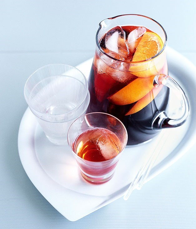"[**Negroni**](https://www.gourmettraveller.com.au/recipes/browse-all/negroni-14036|target=""_blank"")"
