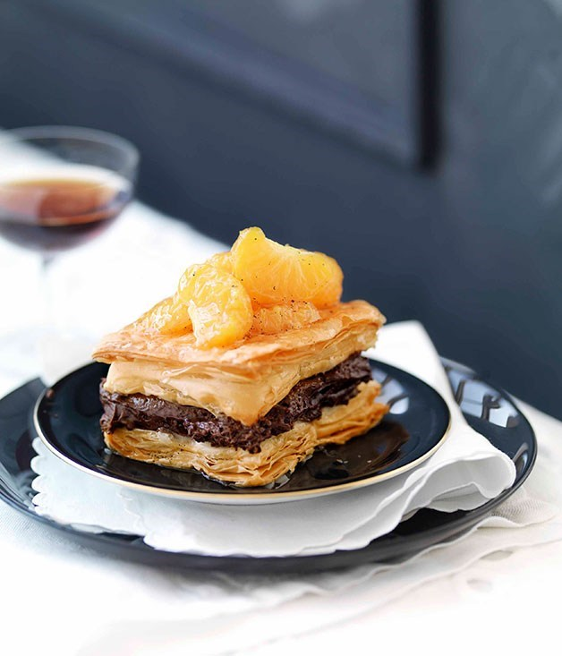 "**[Jaffa millefeuilles](https://www.gourmettraveller.com.au/recipes/browse-all/jaffa-millefeuilles-10714|target=""_blank"")**"
