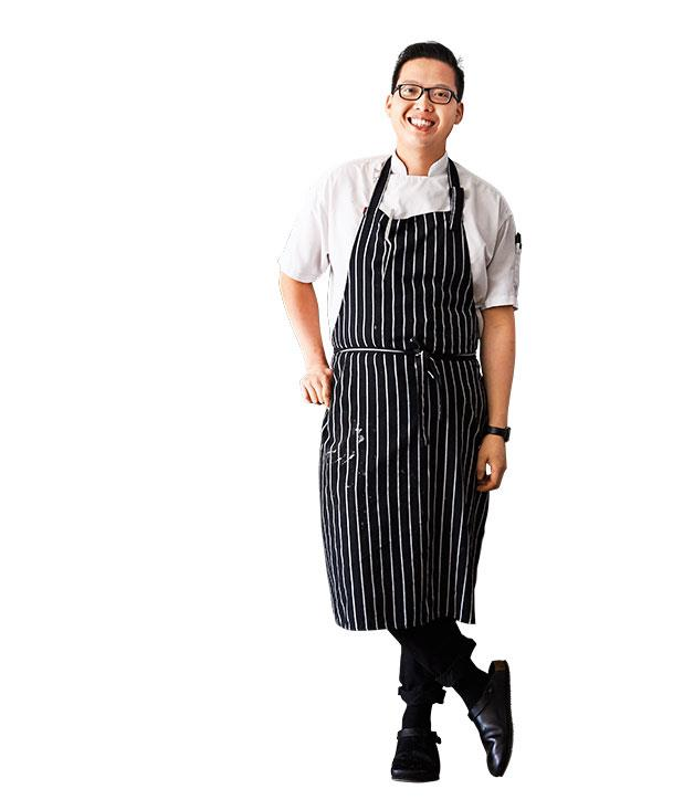 "**Best New Talent nominee** Victor Liong, [Lee Ho Fook](/{localLink:26199} ""Lee Ho Fook, Melbourne""), Melbourne   Victor Liong's impressive CV includes time at Marque and Mr Wong, and at Lee Ho Fook, his first gig as head chef, he shows what he's learned and what he's capable of - playful, sometimes complex dishes that riff on Chinese cooking, observing the rules but not bound by them.  Photography: Eve Wilson"