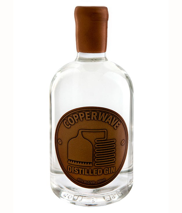 "**Classic Dry Gins** [**Copperwave Gin 45% alc., Hunter Valley, NSW, $68 for 500ml**](http://www.hunterdistillery.com.au ""Hunter Distillery"")   This is a super-bold, strong and uncompromising gin. Whether on its own, diluted, with tonic or as a Martini, the dominant flavours are rich, dark and resinous: juniper, violet and myrtle. It's not really a ""classic"" dry gin, but I really liked it: it's the kind of spirit you'd reach for if you wanted to mix a drink to really make you feel you were alive."