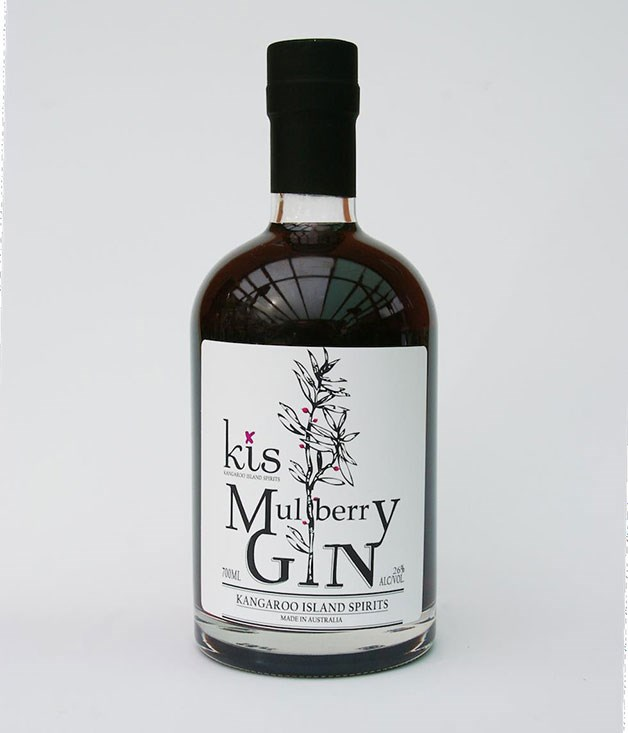 "**Flavoured and aged** [**Kis Mulberry Gin 26% alc., Kangaroo Island, SA, $80**](http://www.kispirits.com.au ""Kangaroo Island Spirits"")   The temptation, when you macerate berries in spirit, is to sweeten the resulting liqueur so that the taste on the tongue matches the lusciousness expected from the deep, ripe purple colour of the liquid. That temptation has, thankfully, been resisted here. It smells like blackberry nip, but it's bright and tangy and not too sweet. (Available in February; order ahead online.)"