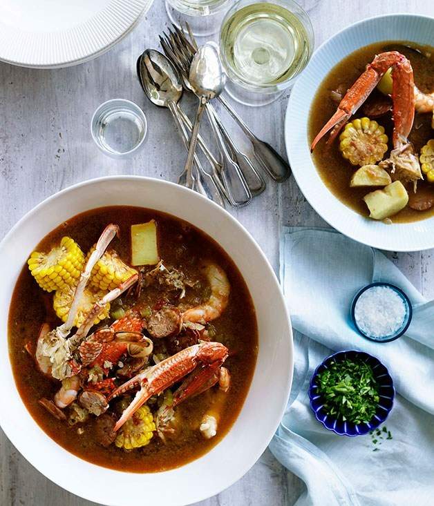 **Frogmore stew**