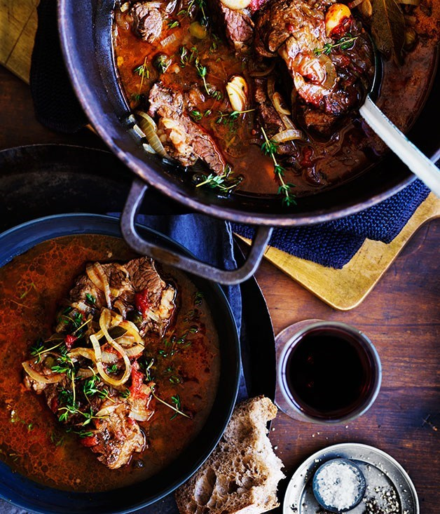**Broufade (Beef stew)**