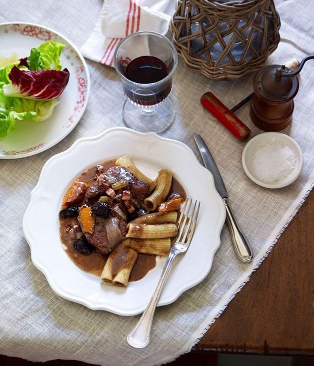 **Beef daube**