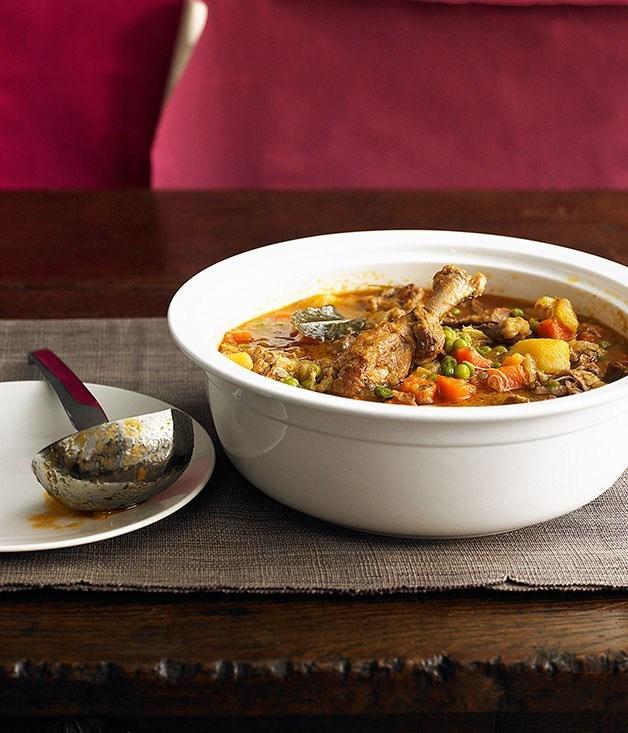 **Duck and vegetable stew**