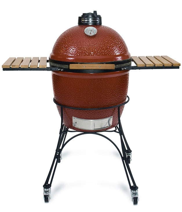 Kamado Joe barbecue