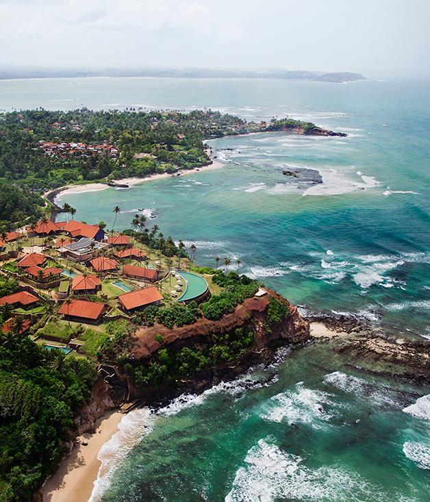 Boutique Hotel Sri Lanka South Coast