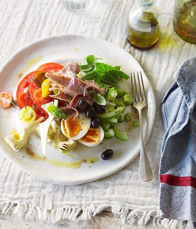 **Salade Niçoise**