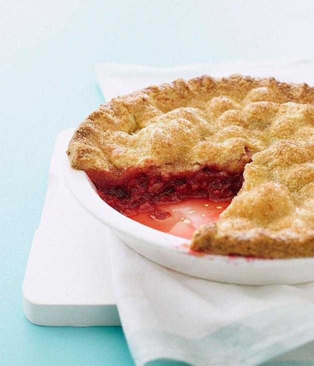 **Raspberry pie**