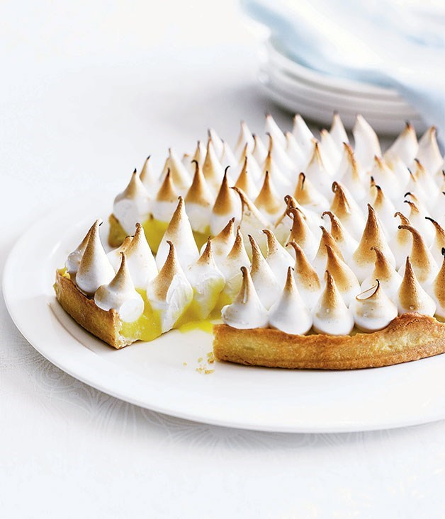 **Lemon meringue pie**