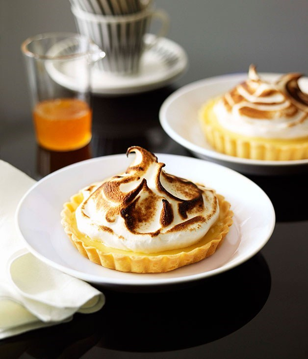**Lemon meringue pies**