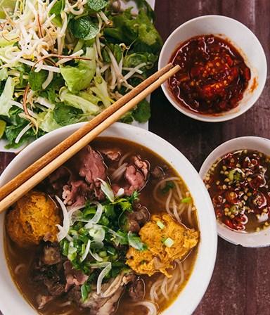 Central Vietnam food tour