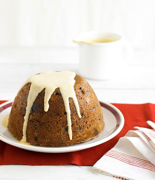 """[**Christmas pudding**](https://www.gourmettraveller.com.au/recipes/browse-all/christmas-pudding-14098 target=""""_blank"""")"""