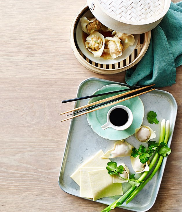 how to make homemade dumpling wrappers