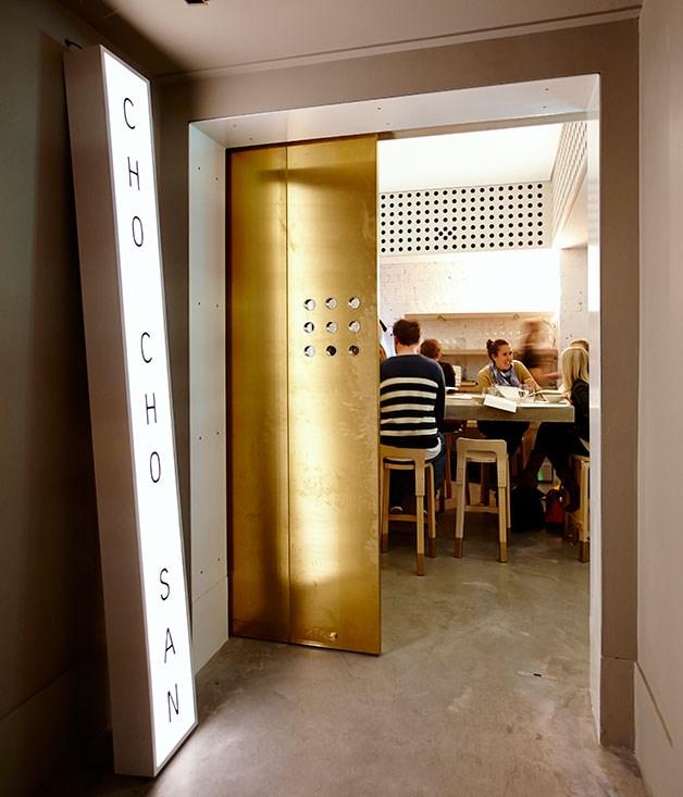 "**** The cliché-free approach to modern Japanese lines at [Cho Cho San](http://gourmettraveller.com.au/restaurants/restaurant-reviews/2014/7/cho-cho-san-sydney-review/ ""Cho Cho San, Sydney review"")."