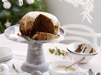Ronda's Christmas pudding