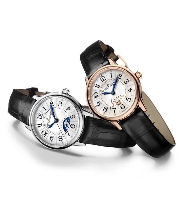 **Jaeger-LeCoultre Rendez-Vous Night & Day watches** A gift for him and her. [Jaeger-LeCoultre's](http://www.jaeger-lecoultre.com/) Rendez-Vous watches are light on the wrist (a little heavier on the pocket) and big on sophistication. _Available in stainless steel for $11,600 and pink gold for $20,400_