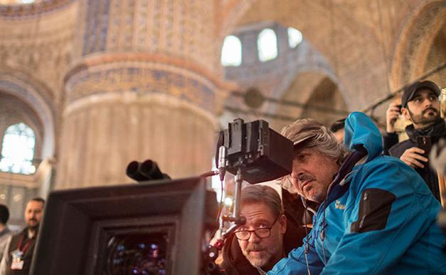 Behind the scenes of The Water Diviner