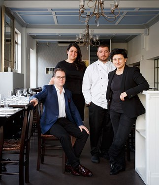 Elyros, Melbourne restaurant review