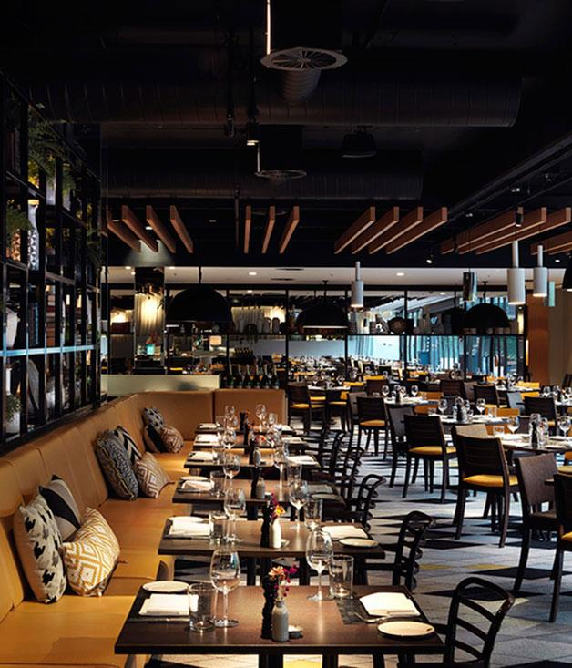 **Capitol Bar & Grill** No one could accuse this expansive and showy new eatery, the jewel in the food-and-beverage crown at the shiny QT Canberra, of being backwards about being forward...      Read our full review of [Capitol Bar & Grill](http://www.gourmettraveller.com.au/restaurants/restaurant-guide/restaurant-reviews/c/capitol/capitol-bar-grill/)