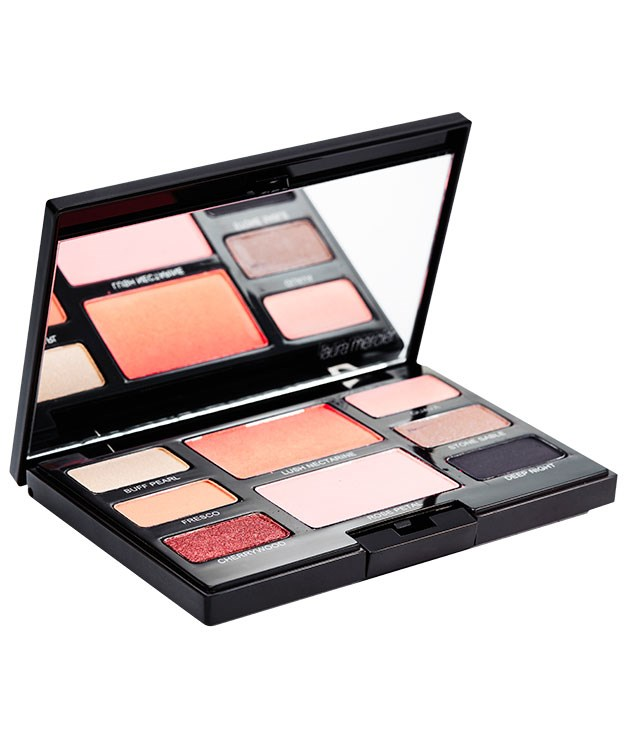 **** Laura Mercier Flawless Expressions Eye & Cheek Palette (02 9663 4277, $90) has the perfect summery array of eye and cheek colours covered.