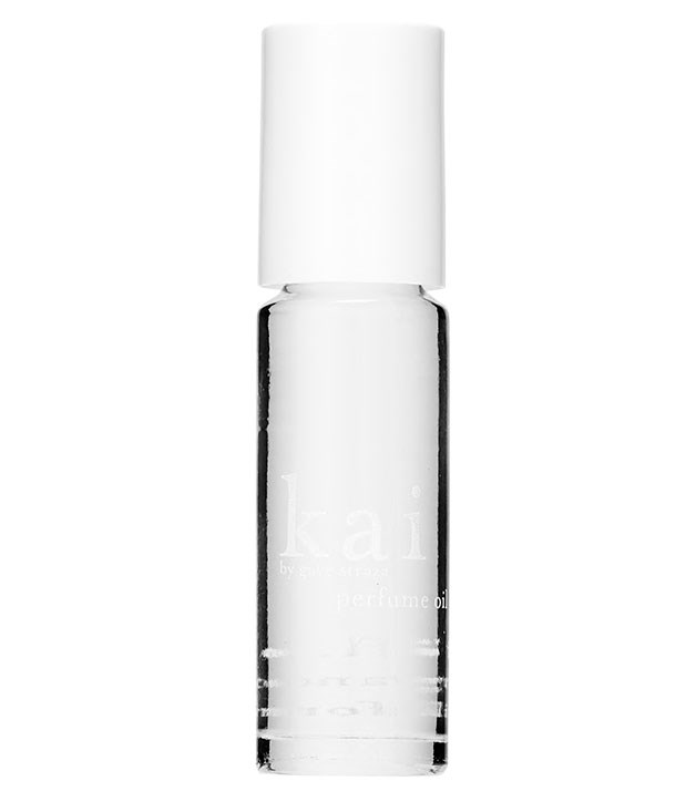 "**** [Kai](http://www.mecca.com.au ""Mecca Cosmetica"") Perfume Oil, $64 for 3.6ml, is a holiday must with its intoxicating scent of gardenia."