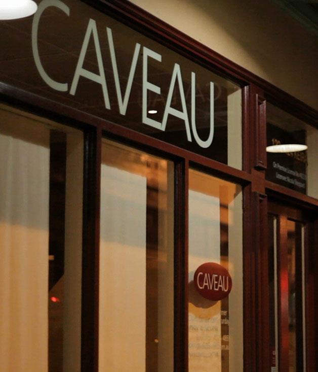 **Caveau** There's nothing small-town about this Wollongong find. It's strictly A-game from the start.      Read our full review of [Caveau](http://www.gourmettraveller.com.au/restaurants/restaurant-guide/restaurant-reviews/c/caveau/caveau/)