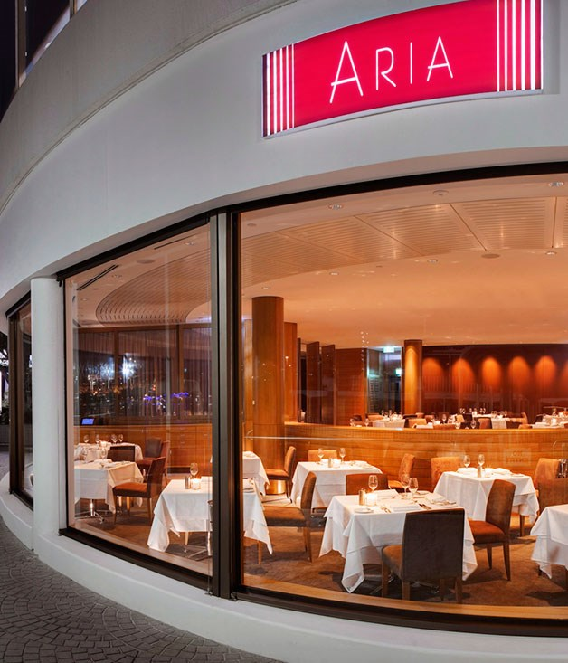 "[**Aria Brisbane**](https://www.gourmettraveller.com.au/dining-out/restaurant-reviews/aria-brisbane-6682|target=""_blank"") Matt Moran's northern outpost sticks closely to the template set by the Sydney mothership, combining corporate-friendly décor, an enviable location, a hefty wine list that bristles with benchmark and boutique labels and a contemporary approach to fine dining."