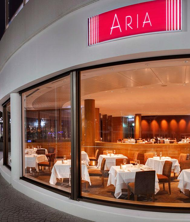 """[**Aria Brisbane**](https://www.gourmettraveller.com.au/dining-out/restaurant-reviews/aria-brisbane-6682