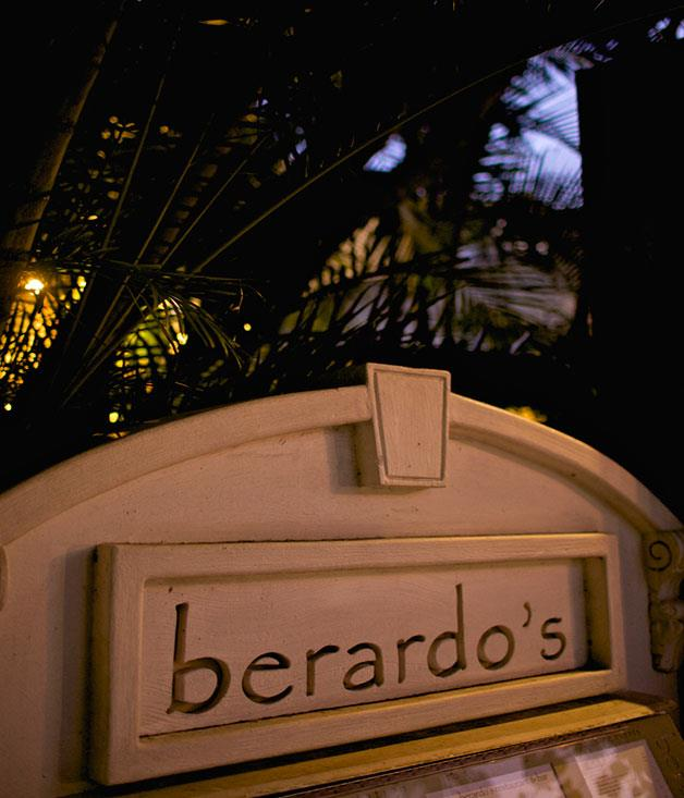 **Berardo's** The classic white surrounds of this coastal favourite now provide a confident backdrop for the vibrant handiwork of chef Timothy Montgomery, late of Newcastle's acclaimed Bacchus.      Read our full review of [Berardo's](http://www.gourmettraveller.com.au/restaurants/restaurant-guide/restaurant-reviews/b/berardos/berardos/)