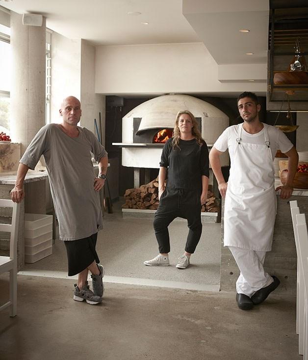 **Da Orazio** Maurice Terzini's [Da Orazio Pizza + Porchetta](http://www.gourmettraveller.com.au/restaurants/restaurant-reviews/2014/2/da-orazio-pizza-plus-porchetta,-sydney/) celebrates pizza, porchetta, and all things southern Italian in singular beachy, buzzy Bondi style.