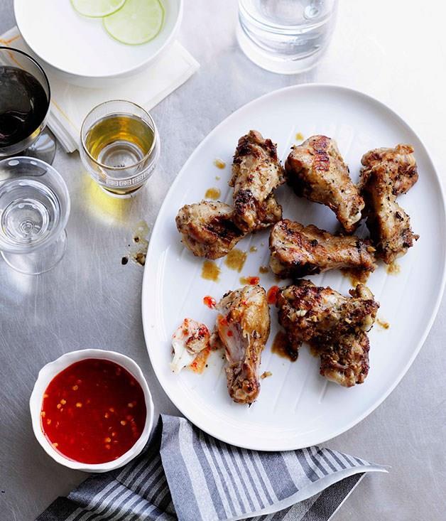 **Thai-style grilled chicken**