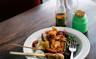 Bali's best local food
